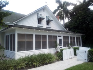 Naples Historical Society's Historic Palm Cottage