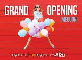 eye candy opening